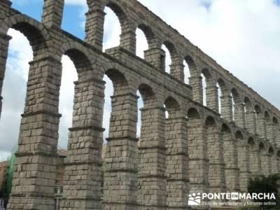Destilería DYC y Ciudad de Segovia;sitios para visitar en la comunidad de madrid